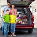 Wheels of fortune – tips for choosing a family car for twins or triplets