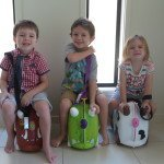 Travel with kids: How to survive long haul travel with three under five (including twins!)