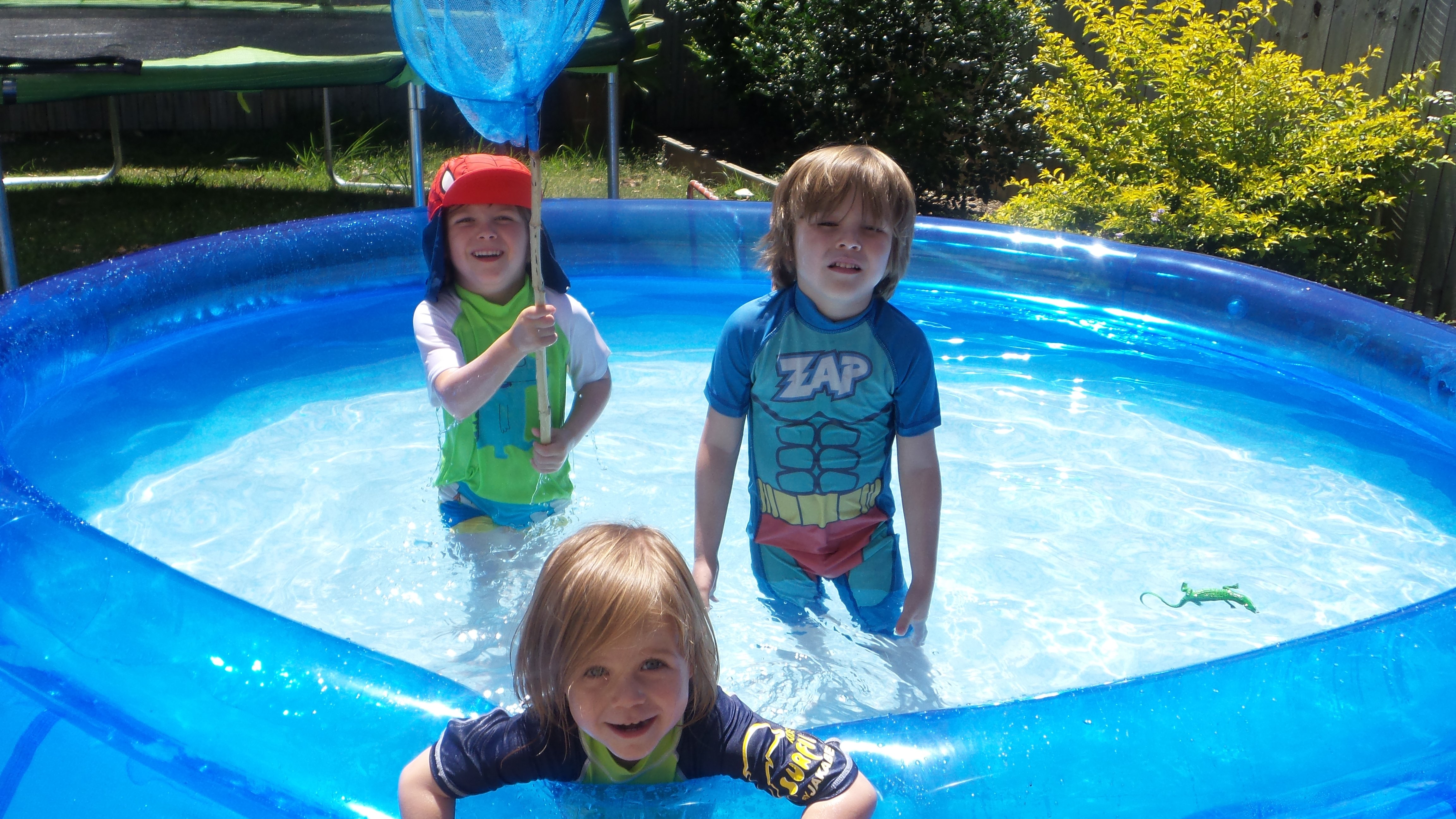 The worst things about living in brisbane talesofatwinmum for Biggest paddling pool