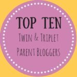 Top ten bloggers: Twin and triplet parent bloggers