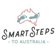 Smart Steps to Australia logo